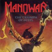 MANOWAR  - VINYL TRIUMPH OF.. -COLOURED- [VINYL]
