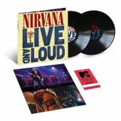 NIRVANA  - 2xVINYL LIVE AND LOUD -HQ- [VINYL]