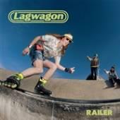 LAGWAGON  - CD RAILER