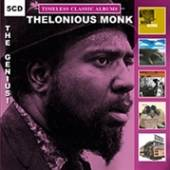 MONK THELONIOUS  - 5xCD TIMELESS CLASSI..