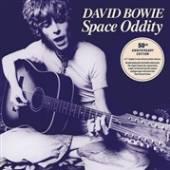 BOWIE DAVID  - 2xSI E ODDITY (50TH ANNIVERSARY EDITION)