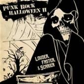 PUNK ROCK HALLOWEEN II - LOUDE..  - CD PUNK ROCK HALLOWE..