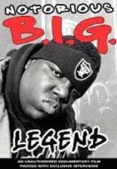 NOTORIOUS B.I.G.  - DVD NOTORIOUS B.I.G: LEGEND