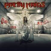 PRETTY MAIDS  - CD UNDRESS YOUR MADNESS