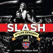 SLASH MYLES KENNEDY AND THE CO..  - CD LIVING THE DREAM TOUR (2CD/BLU-RAY)