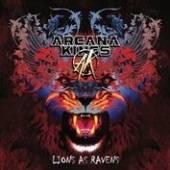 ARCANA KINGS  - CD LIONS AS RAVENS