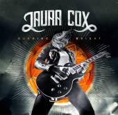 COX LAURA  - CD BURNING BRIGHT