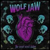 WOLF JAW  - CD THE HEART WON'T LISTEN
