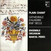ENSEMBLE ORGANUM  - CD CATHEDRALE D'AUXERRE