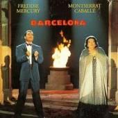 MERCURY FREDDIE & MONTSERRAT C..  - CD BARCELONA
