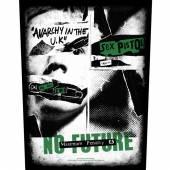 SEX PISTOLS  - PTCH NO FUTURE (BACKPATCH)