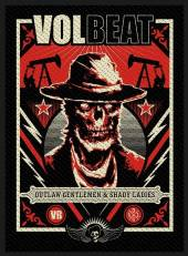 VOLBEAT  - PTCH GHOUL FRAME (PACKAGED)