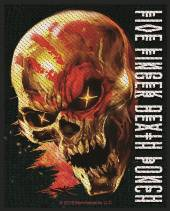 FIVE FINGER DEATH PUNCH  - PTCH AND JUSTICE FOR NONE