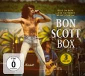AC/DC  - CD BON SCOTT BOX (2CD+DVD)