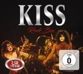 KISS  - 3xCD ROCK BOX (2CD+DVD)