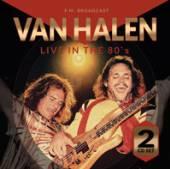 VAN HALEN  - CD LIVE IN THE 80S (2CD)