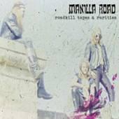 MANILLA ROAD  - CD ROADKILL TAPES & RARITIES