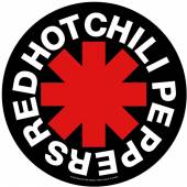 RED HOT CHILI PEPPERS  - PTCH ASTERISK (BACKPATCH)