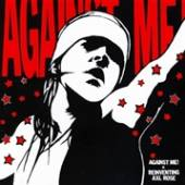 AGAINST ME!  - CD REINVENTING AXL ROSE (RE-ISSUE)