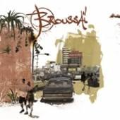 BROUSSAI  - CD AVEC DES MOTS