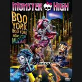 FILM  - DVD MONSTER HIGH: BOO YORK - DVD