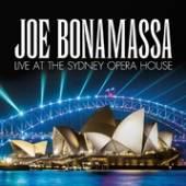 BONAMASSA JOE  - 2xCD LIVE AT THE SYDNEY OPERA HOUSE