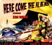 KIM WILDE  - CD HERE COME THE ALIENS
