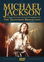 MICHAEL JACKSON  - DVD THE TELEVISION BROADCASTS