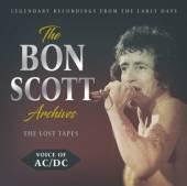 AC/DC  - CD BON SCOTT ARCHIVES