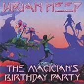URIAH HEEP  - CD MAGICIAN'S BIRTHDAY PARTY