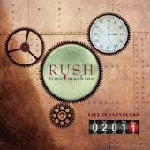 RUSH  - 4xVINYL TIME MACHINE 2011: LIVE [VINYL]