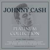 CASH JOHNNY  - 3xVINYL THE PLATINUM..
