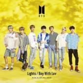 BTS  - CD LIGHTS / BOY WITH..