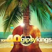 GIPSY KINGS  - 2xCD TOP 40 - GIPSY KINGS