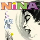 SIMONE NINA  - CD AT THE VILLAGE GATE