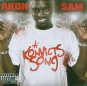 AKON & DJ SAM  - CD KONVICTS SONG