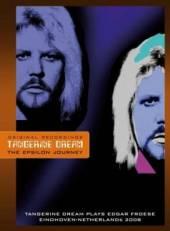 TANGERINE DREAM  - DVD EPSILON JOURNEY