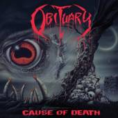 OBITUARY  - VINYL CAUSE OF DEATH -COLOURED- [VINYL]