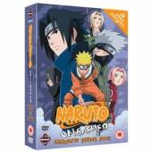 SPECIAL INTEREST  - 6xDVD NARUTO UNLEASHED:..