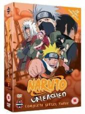 NARUTO UNLEASHED  - DV NARUTO UNLEASHED - COMPLETE SERIES 3