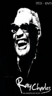 RAY CHARLES  - 3xDVD AN AMERICAN ICON