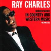 CHARLES RAY  - CD MODERN SOUNDS IN COUNTRY & WES