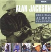 JACKSON ALAN  - 5xCD ORIGINAL ALBUM CLASSICS
