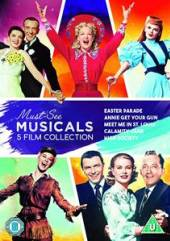 MUSICAL  - 5xDVD MUSICALS - COLLECTION