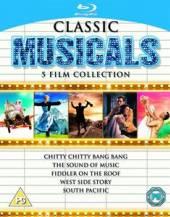 MUSICAL  - 5xBRD CLASSIC MUSICALS.. [BLURAY]