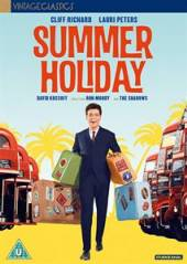 MUSICAL  - DVD SUMMER HOLIDAY