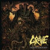 GRAVE  - CD BURIAL GROUND (RE..