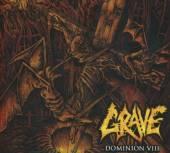 GRAVE  - CD DOMINION VIII (RE..