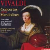 ANTONIO VIVALDI  - CD LES CONCERTOS POUR MANDOLINE
