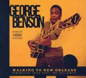 BENSON GEORGE  - CD WALKING TO NEW OR..